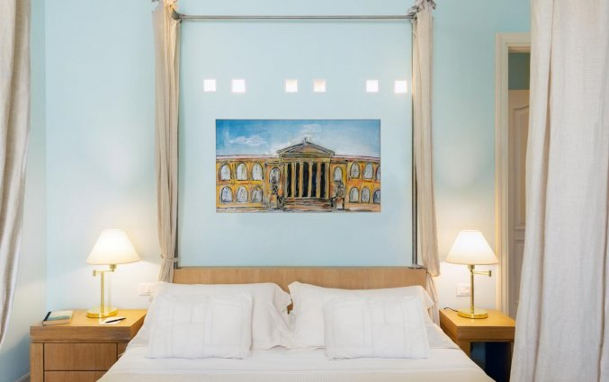 Kamer van Hotel Palazzo Brunaccini op Sicilië