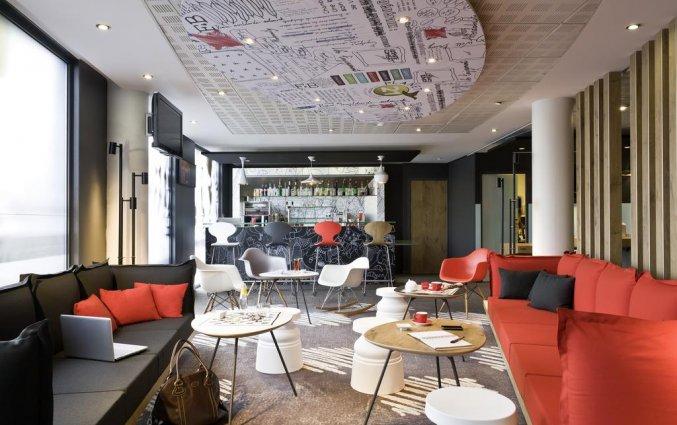 Zithoek van Hotel Ibis Bordeaux Centre Gare Saint Jean