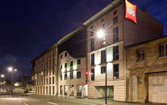 Vooraanzicht van Hotel Ibis Bordeaux Centre Gare Saint Jean