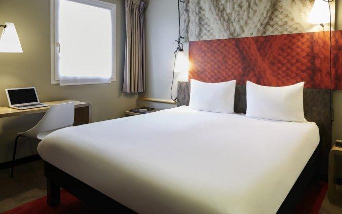 Tweepersoonskamer van Hotel Ibis Bordeaux Centre Gare Saint Jean