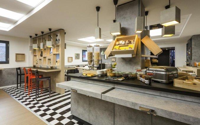 Restaurant van Hotel Ibis Bordeaux Centre Gare Saint Jean