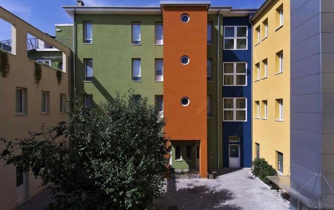 Gebouw van Hotel Best Western Plus Bologna in Venetie