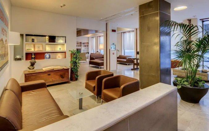 Lounge van Hotel Best Western Plus Bologna in Venetie