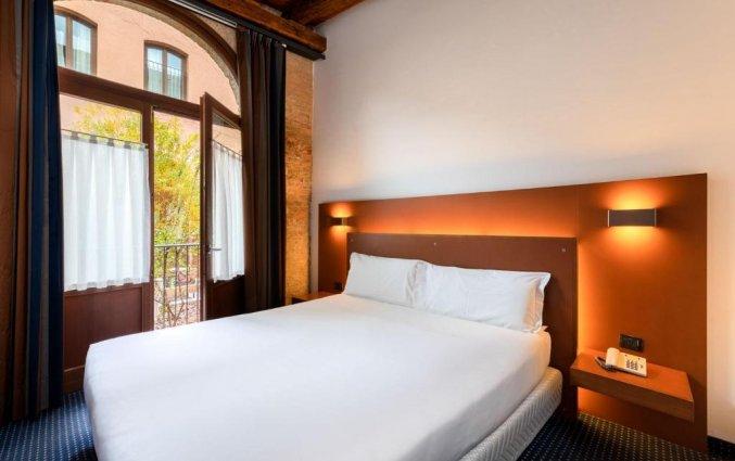 Tweepersoonskamer van Hotel Eurostars Residenza Cannaregio in Venetie