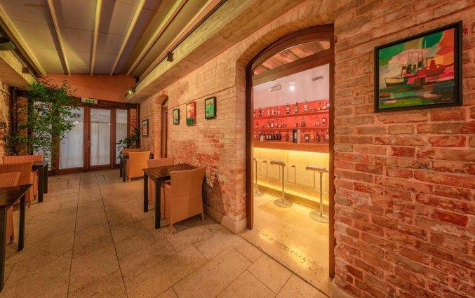 Bar van Hotel Eurostars Residenza Cannaregio in Venetie