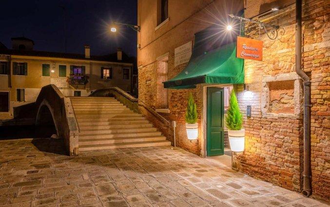 Entree van Hotel Eurostars Residenza Cannaregio in Venetie