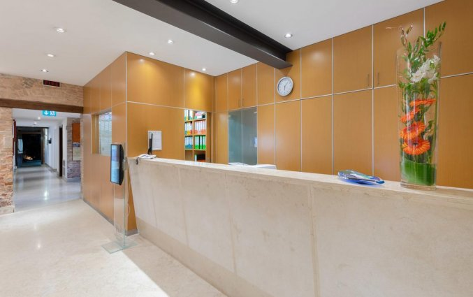 Receptie van Hotel Eurostars Residenza Cannaregio in Venetie