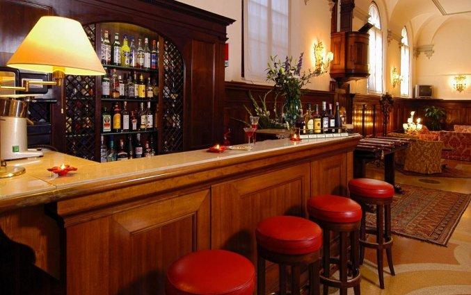 Bar bij Hotel Abbazia
