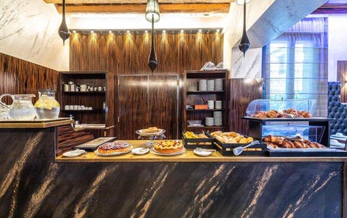 Buffet bij Hotel Abbazia