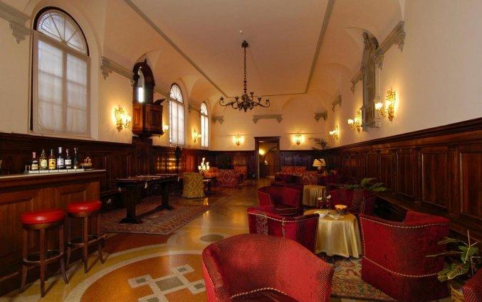 Lounge bij Hotel Abbazia