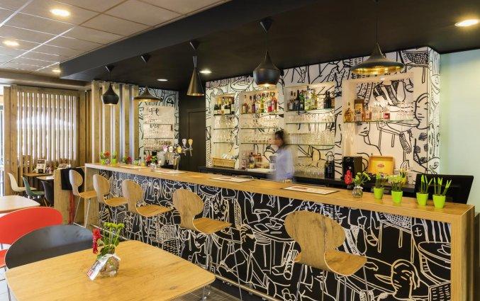 Bar van Hotel ibis De Haan aan de Belgische Kust