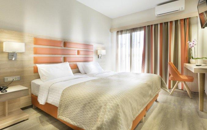 Tweepersoonskamer van Hotel Jason Inn in Athene
