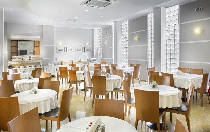 Eetzaal van Hotel Jason Inn in Athene