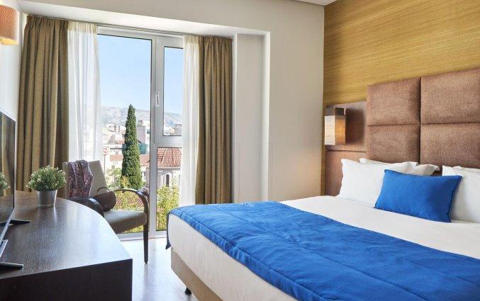 Tweepersoonskamer van Hotel Arion Athens in Athene
