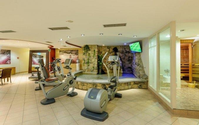 Wellnesscentrum van Hotel Mercure Severinshof in Keulen