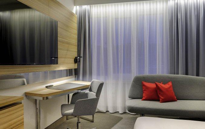 Tweepersoonkamer van Hotel Novotel Koln City in Keulen
