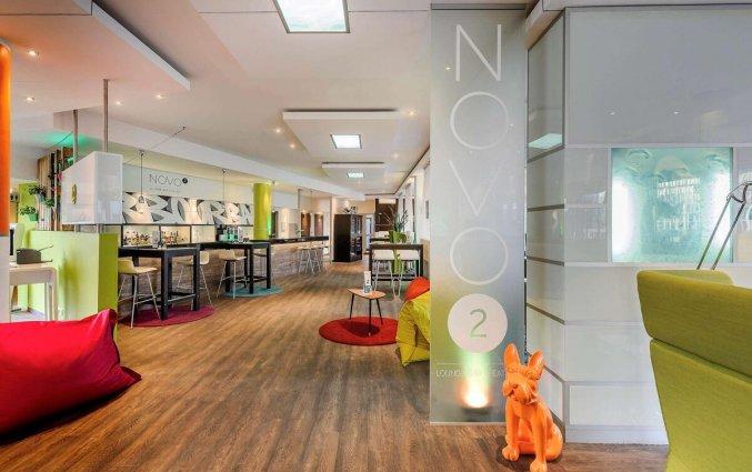 Lobby van Hotel Novotel Koln City in Keulen