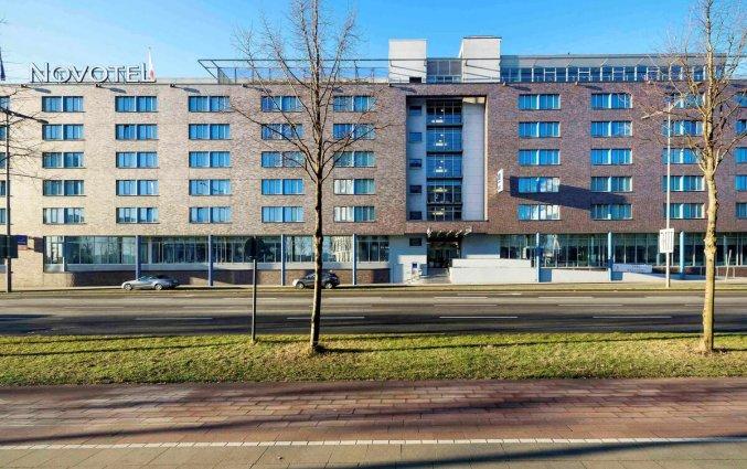 Gebouw van Hotel Novotel Koln City in Keulen