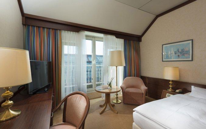 Tweepersoonskamer van Hotel Maritim Cologne in Keulen