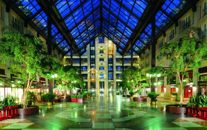 Hal van Hotel Maritim Cologne in Keulen