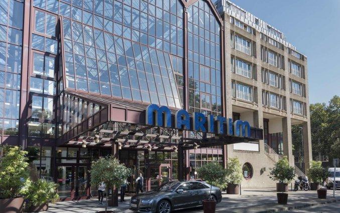 Gebouw van Hotel Maritim Cologne in Keulen