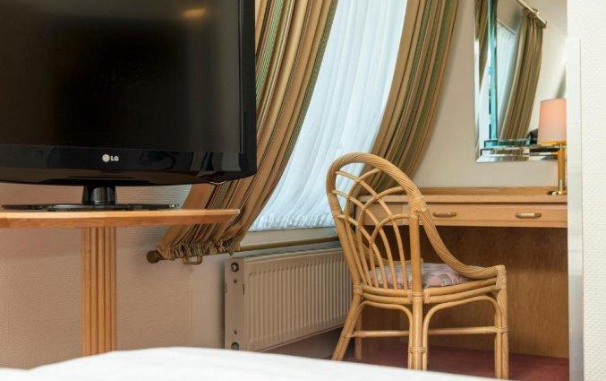 Tweepersoonskamer van Hotel TRYP by Wyndham Köln City Centre in Keulen