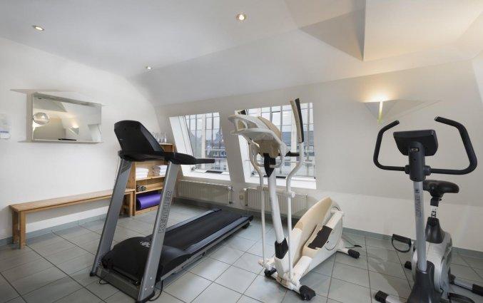 Fitnessruimte van Hotel TRYP by Wyndham Köln City Centre in Keulen