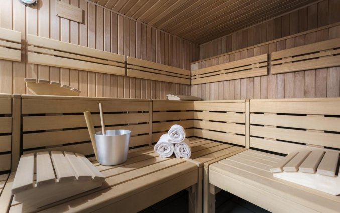 Sauna van Hotel TRYP by Wyndham Köln City Centre in Keulen