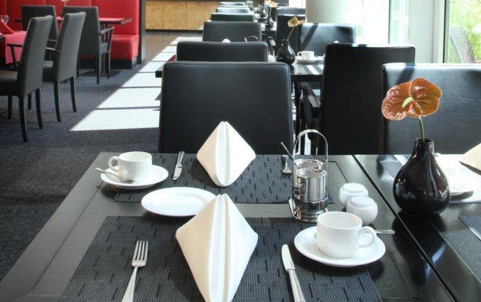 Restaurant van Hotel Lindner Dom Residence in Keulen
