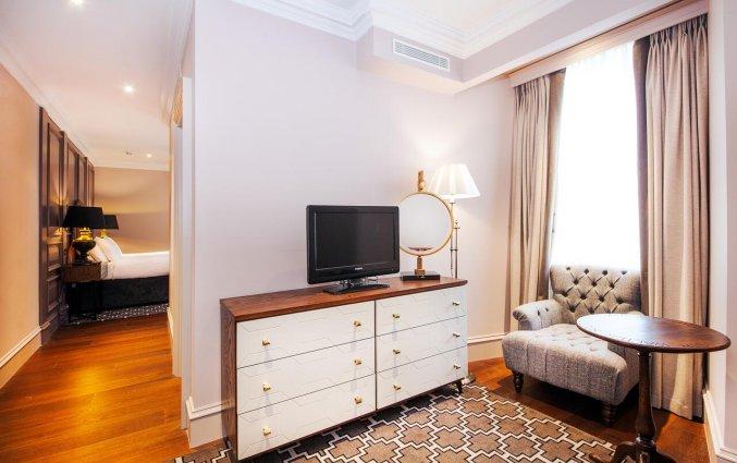 Kamer van Hotel Indigo Edinburgh Princess Street