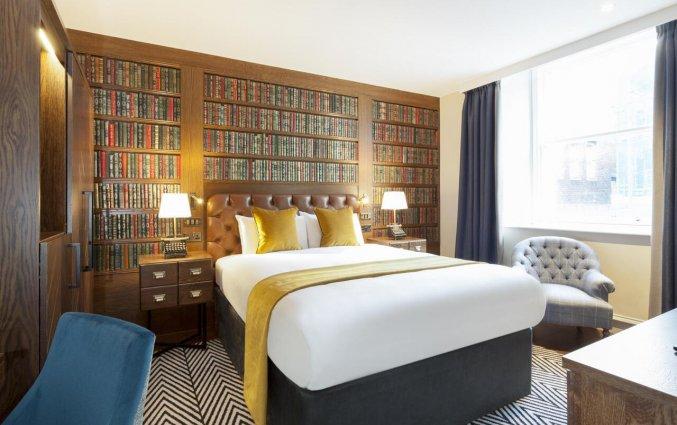 Tweepersoonskamer van Hotel Indigo Edinburgh Princess Street