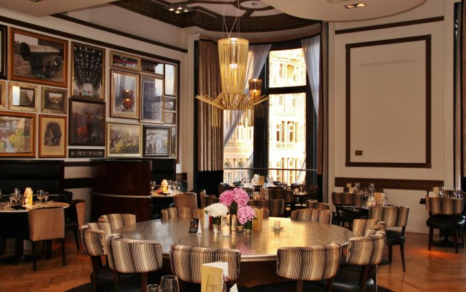Restaurant van Hotel Indigo Edinburgh Princess Street