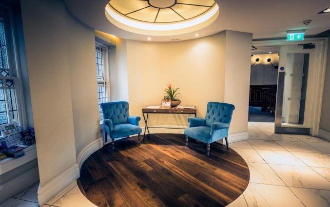 Lobby van Hotel Indigo Edinburgh Princess Street