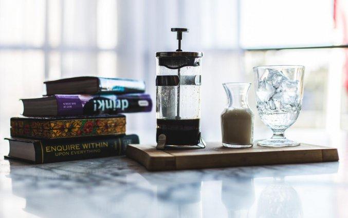 Koffie- en theefaciliteiten van Hotel Indigo Edinburgh Princess Street
