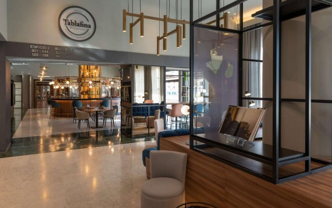 Restaurant van Hotel NH Malaga in Malaga