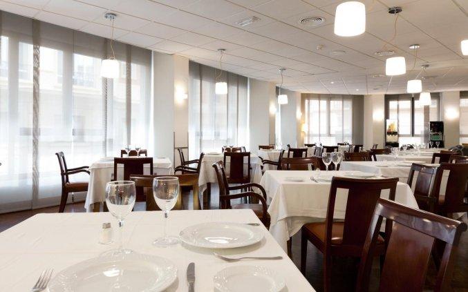 Restaurant van Hotel Don Curro in Malaga