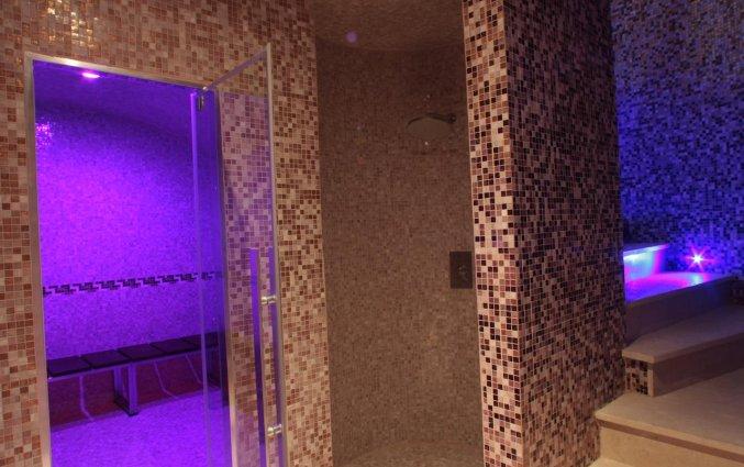 Sauna van Hotel Palace San Michele in Puglia