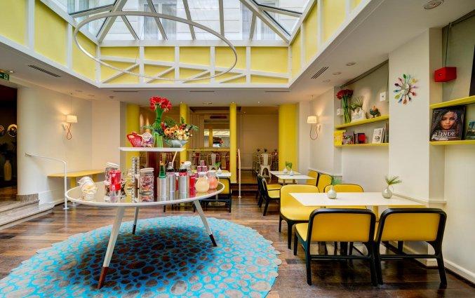 Ontbijtzaal van Hotel Astoria Astotel in Parijs