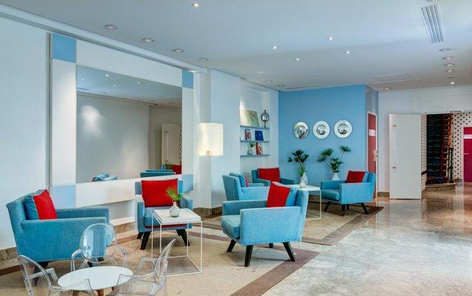 Lounge van Hotel Astoria Astotel in Parijs