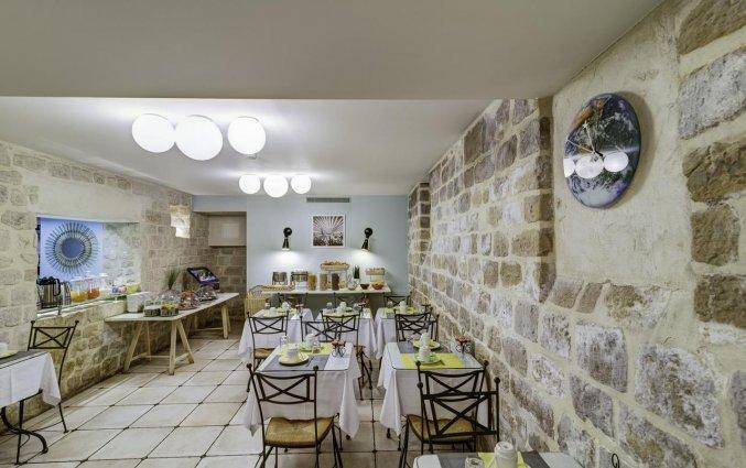 Ontbijtzaal van Hotel Palm Astotel in Parijs