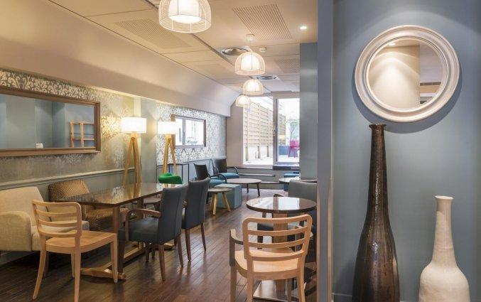 Lounge van Hotel Magenta 38 by Happyculture in Parijs