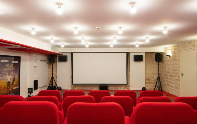 Bioscoop van hotel Le 123 Sebastopol - Astotel in Parijs