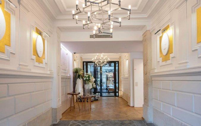 Hal van hotel Le 123 Sebastopol - Astotel in Parijs