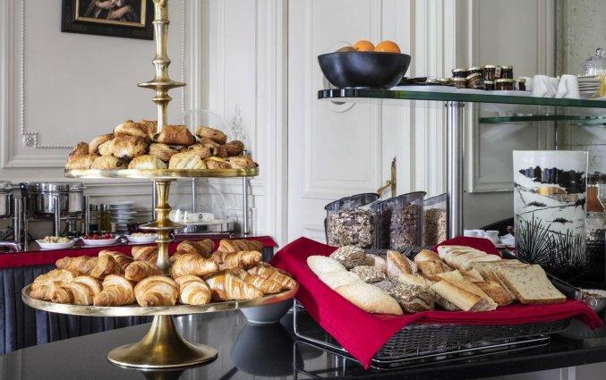 Ontbijtzaal van Hotel Regent's Garden Astotel in Parijs