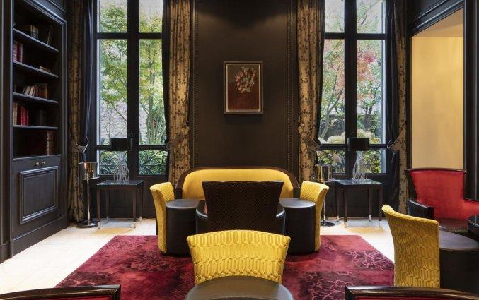 Lounge van Hotel Regent's Garden Astotel in Parijs