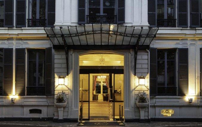 Entree van Hotel Regent's Garden Astotel in Parijs