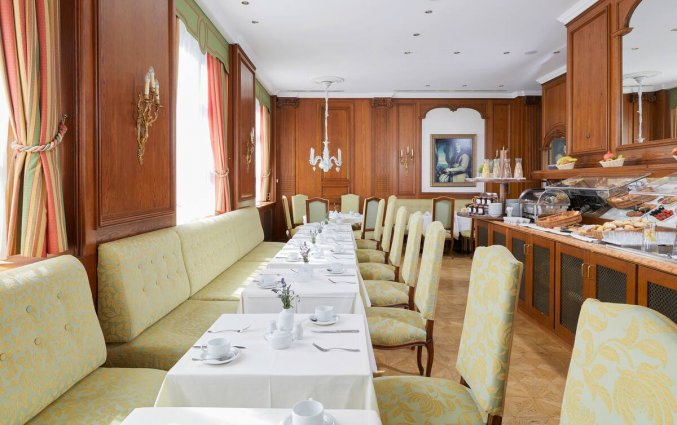 Restaurant in hotel Living Hotel Berlin Mitte