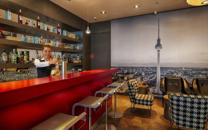 Bar met lounge van Hotel Select Berlin Gendarmenmarkt in Berlijn