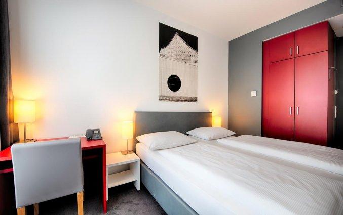 Tweepersoonskamer van Hotel Select Berlin Gendarmenmarkt in Berlijn