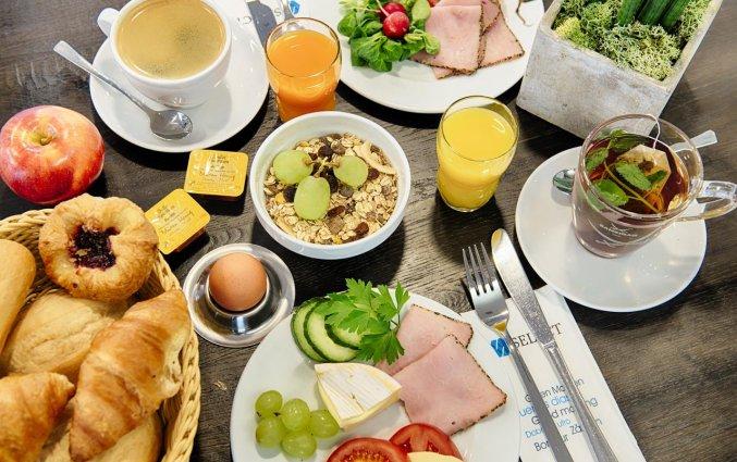 Ontbijtbuffet van Hotel Select Berlin Gendarmenmarkt in Berlijn